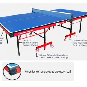 Precise Ultimate International Model T. T. Table
