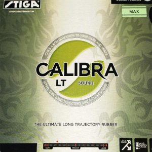 Stiga Calibra Sound Table Tennis Rubber