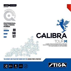Stiga Calibra Tour Table Tennis Rubber