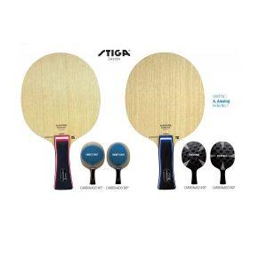 Stiga Carbonado 145 Table Tennis Blade