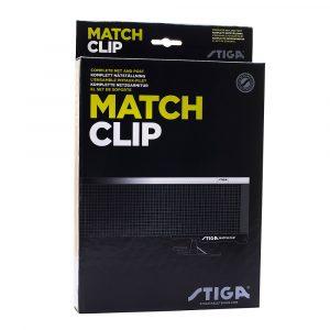 Stiga Table Tennis Net & Post Match Clip