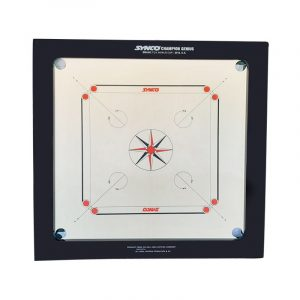 Synco Champion Premium Carrom Board
