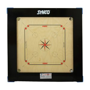 Synco Jumbo Genius Carrom Board