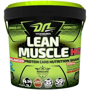 Domin8r Lean Muscle HGH