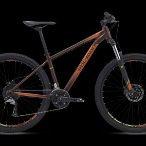 Polygon PREMIER 5 – Black Orange