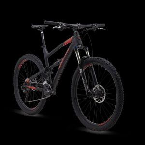 Polygon SISKIU D7 – Black Red