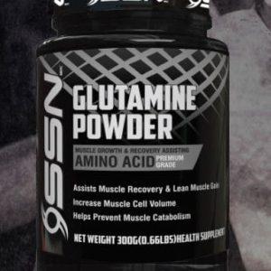 SSN GLUTAMINE POWDER