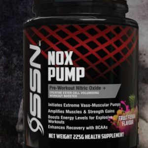 SSN NOX PUMP