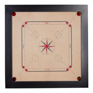Synco Champion Genius Carrom Board