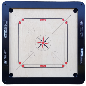 Synco Platinium Plus Carrom Board 20MM
