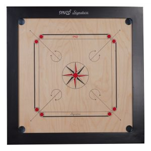 Synco Signature Carrom Board