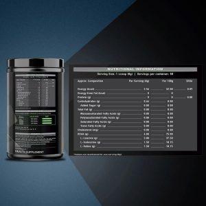 MuscleBlaze BCAA 6000