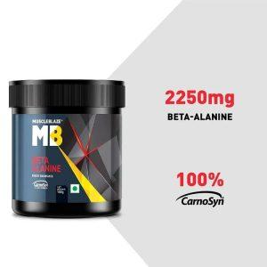 MuscleBlaze Beta Alanine