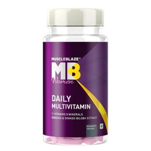 MuscleBlaze Daily Multivitamin