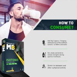 MuscleBlaze BCAA Isotonic