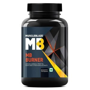 MuscleBlaze MB Burner