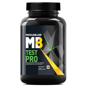 MuscleBlaze Test PRO
