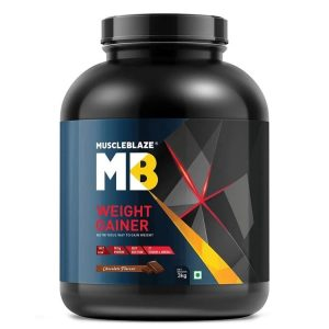MuscleBlaze Weight Gainer
